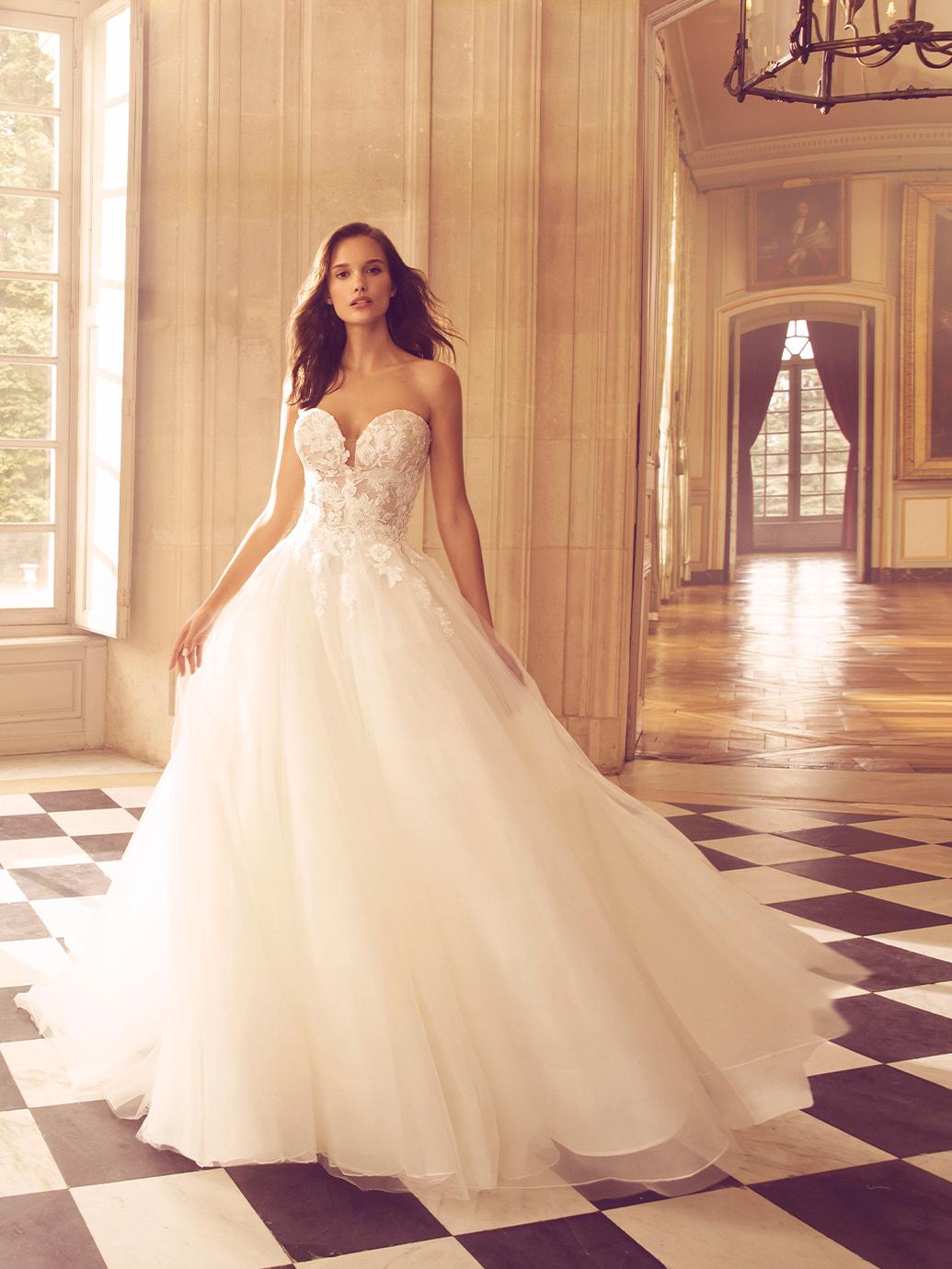 GENEVIÈVE 2021 ELYSEE Bridal Collection | Elysee